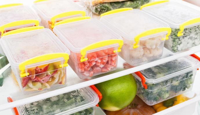 Aprovecha mejor el espacio en tu congelador
