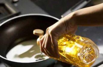 Reciclando aceite de cocina