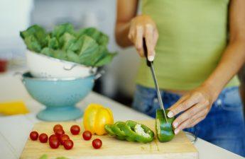 Prepara platos saludables